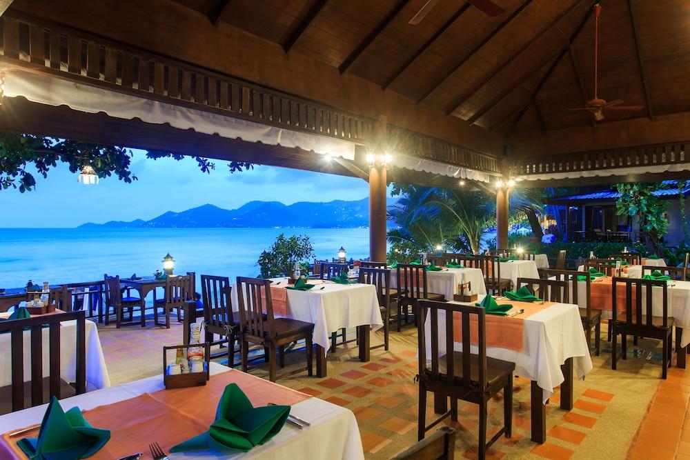반 차웽 비치 리조트 & 스파(Baan Chaweng Beach Resort & Spa) Hotel Image 64 - Restaurant