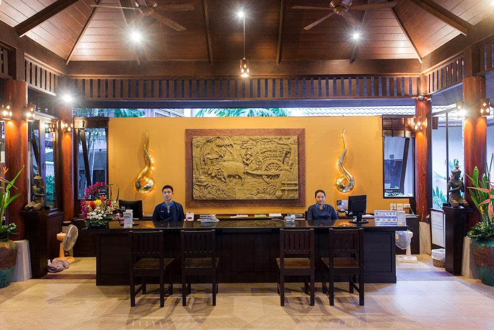 반 차웽 비치 리조트 & 스파(Baan Chaweng Beach Resort & Spa) Hotel Image 36 - Reception