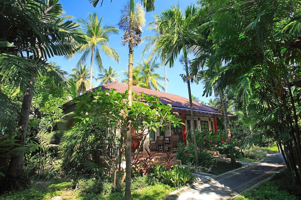 반 차웽 비치 리조트 & 스파(Baan Chaweng Beach Resort & Spa) Hotel Image 67 - Hotel Front