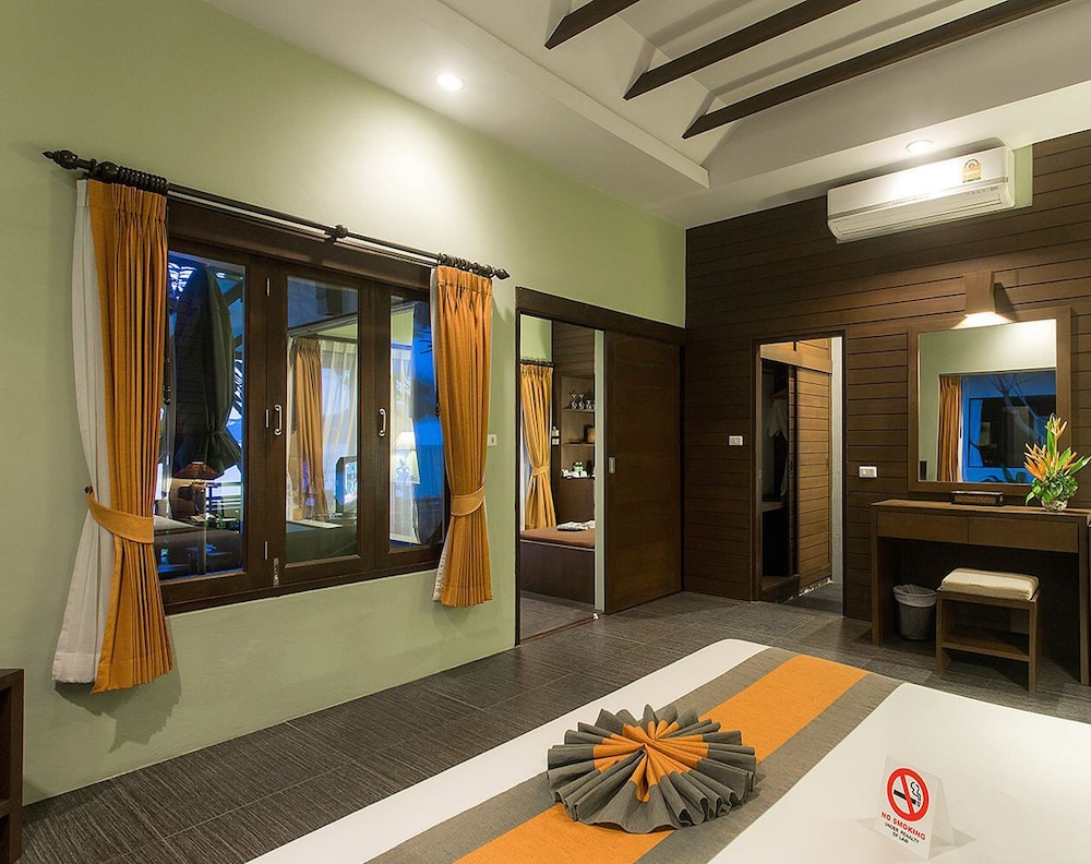 반 차웽 비치 리조트 & 스파(Baan Chaweng Beach Resort & Spa) Hotel Image 22 - Guestroom