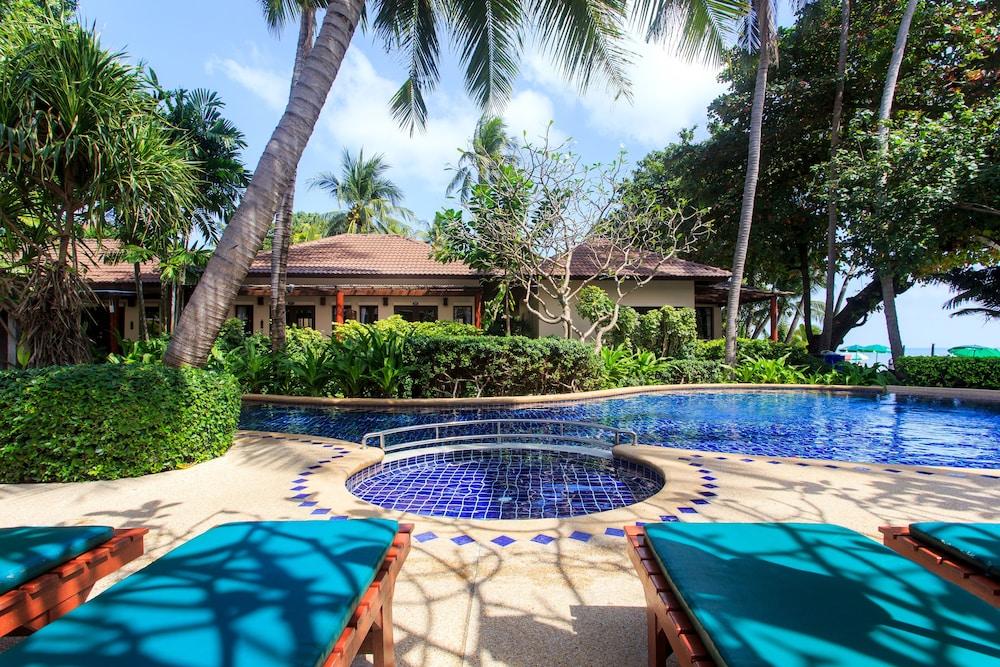반 차웽 비치 리조트 & 스파(Baan Chaweng Beach Resort & Spa) Hotel Image 49 - Childrens Pool