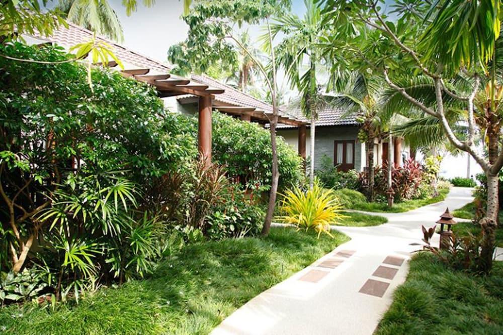 반 차웽 비치 리조트 & 스파(Baan Chaweng Beach Resort & Spa) Hotel Image 68 - Garden