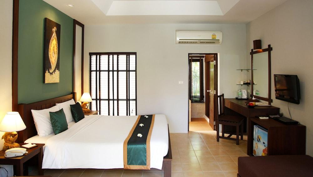 반 차웽 비치 리조트 & 스파(Baan Chaweng Beach Resort & Spa) Hotel Image 7 - Guestroom