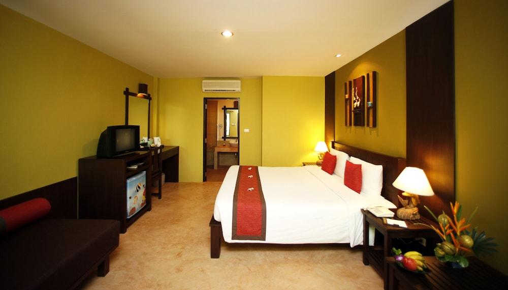 반 차웽 비치 리조트 & 스파(Baan Chaweng Beach Resort & Spa) Hotel Image 46 - Guestroom
