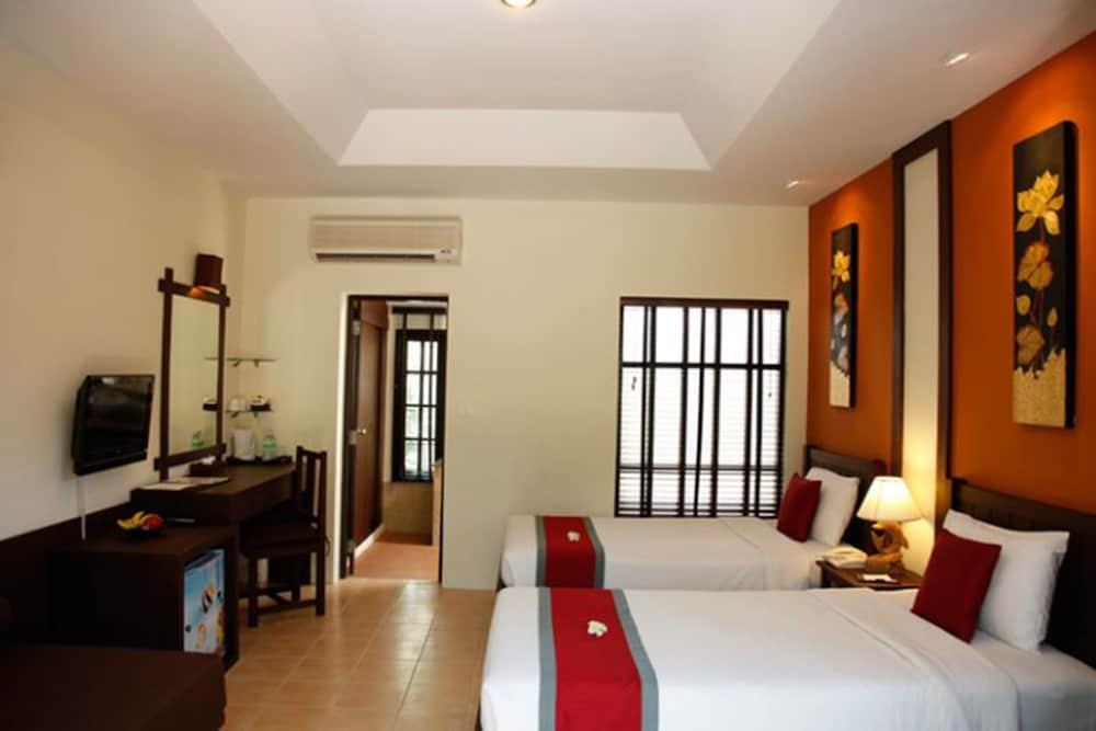 반 차웽 비치 리조트 & 스파(Baan Chaweng Beach Resort & Spa) Hotel Image 12 - Guestroom