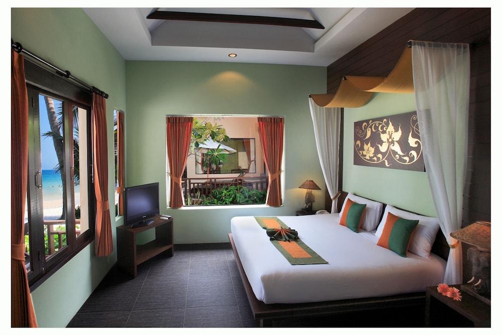 반 차웽 비치 리조트 & 스파(Baan Chaweng Beach Resort & Spa) Hotel Image 11 - Guestroom