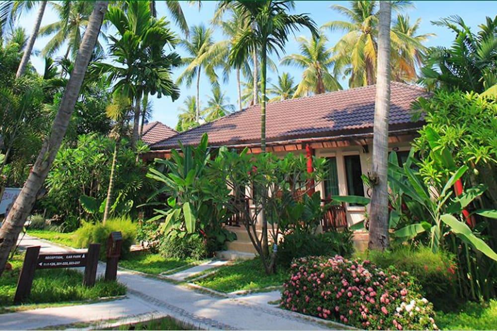 반 차웽 비치 리조트 & 스파(Baan Chaweng Beach Resort & Spa) Hotel Image 13 - Guestroom