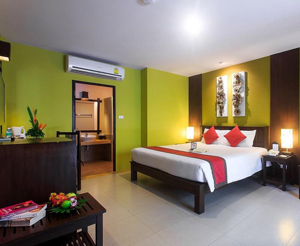 반 차웽 비치 리조트 & 스파(Baan Chaweng Beach Resort & Spa) Hotel Image 24 - Guestroom