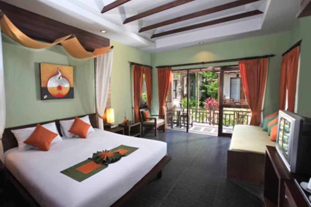 반 차웽 비치 리조트 & 스파(Baan Chaweng Beach Resort & Spa) Hotel Image 14 - Guestroom