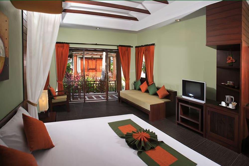반 차웽 비치 리조트 & 스파(Baan Chaweng Beach Resort & Spa) Hotel Image 15 - Guestroom