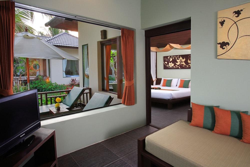반 차웽 비치 리조트 & 스파(Baan Chaweng Beach Resort & Spa) Hotel Image 28 - Living Area