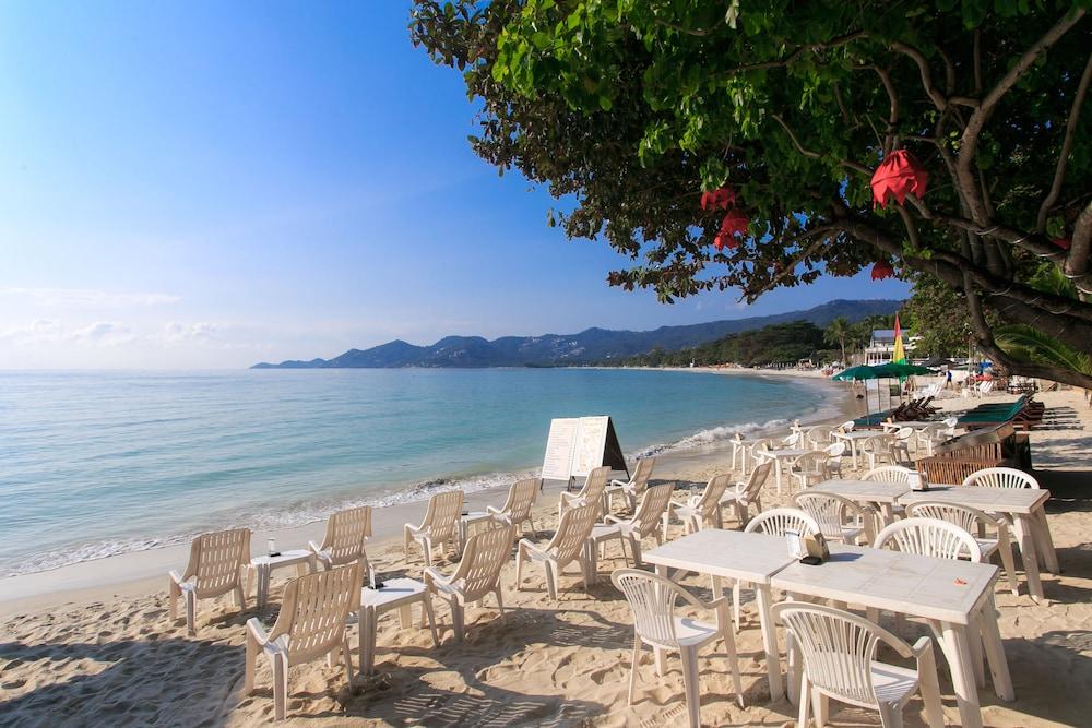반 차웽 비치 리조트 & 스파(Baan Chaweng Beach Resort & Spa) Hotel Image 70 - View from Hotel
