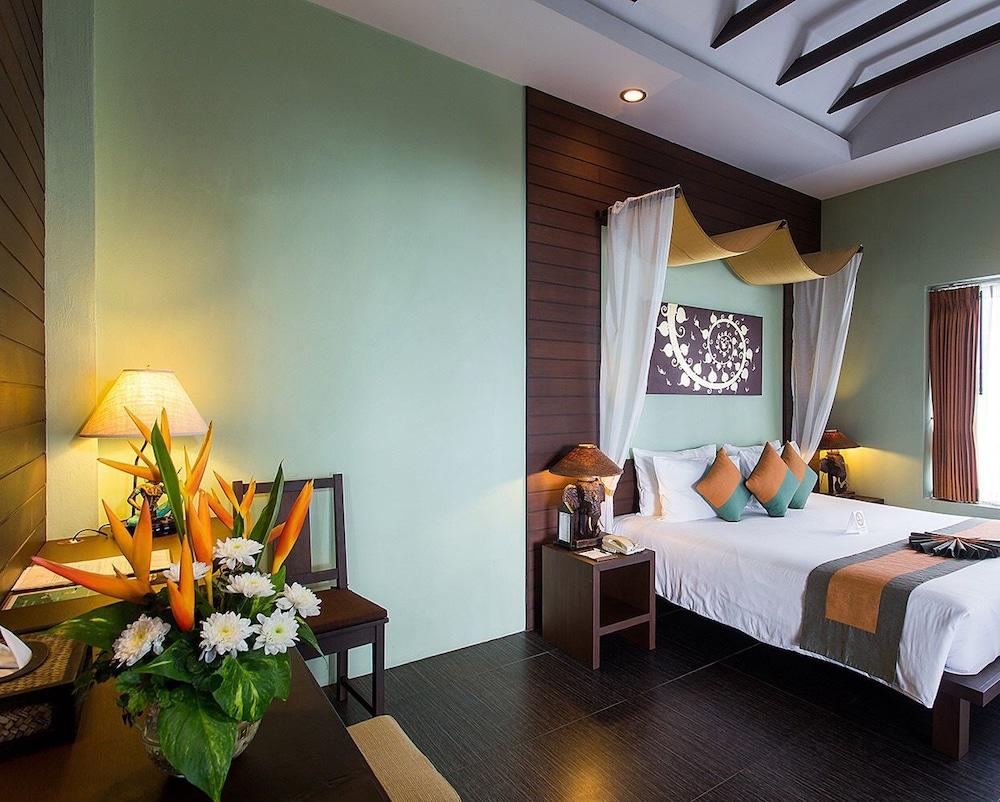 반 차웽 비치 리조트 & 스파(Baan Chaweng Beach Resort & Spa) Hotel Image 26 - Guestroom