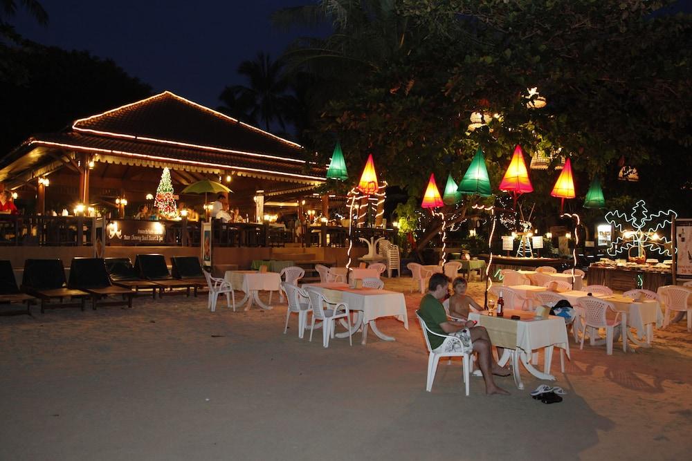 반 차웽 비치 리조트 & 스파(Baan Chaweng Beach Resort & Spa) Hotel Image 69 - Outdoor Dining