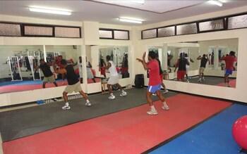 소람바 호텔(Soramba Hotel) Hotel Image 10 - Fitness Facility