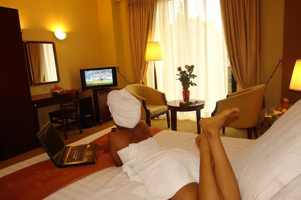 소람바 호텔(Soramba Hotel) Hotel Image 5 - Guestroom