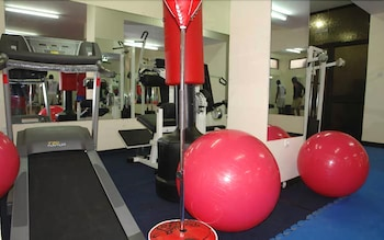 소람바 호텔(Soramba Hotel) Hotel Image 21 - Fitness Facility