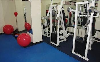 소람바 호텔(Soramba Hotel) Hotel Image 9 - Fitness Facility
