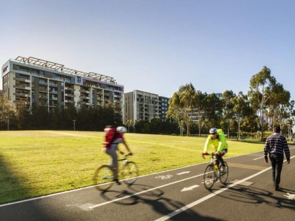 도크랜즈 이그제큐티브 아파트먼츠(Docklands Executive Apartments) Hotel Image 63 - Sports Facility
