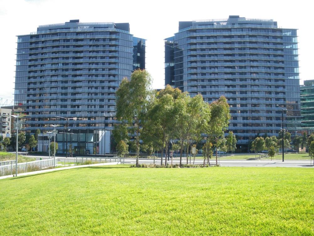 도크랜즈 이그제큐티브 아파트먼츠(Docklands Executive Apartments) Hotel Image 35 - View from Hotel