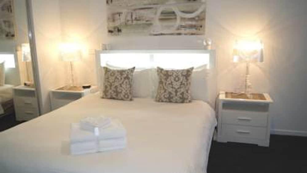 도크랜즈 이그제큐티브 아파트먼츠(Docklands Executive Apartments) Hotel Image 4 - Guestroom