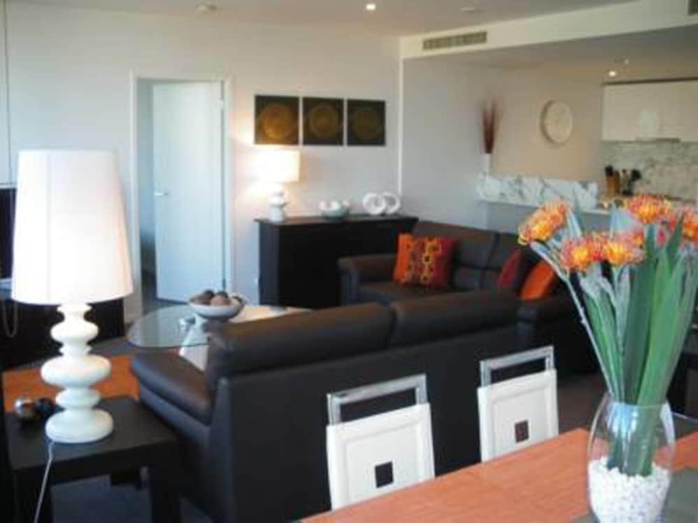 도크랜즈 이그제큐티브 아파트먼츠(Docklands Executive Apartments) Hotel Image 31 - Living Area