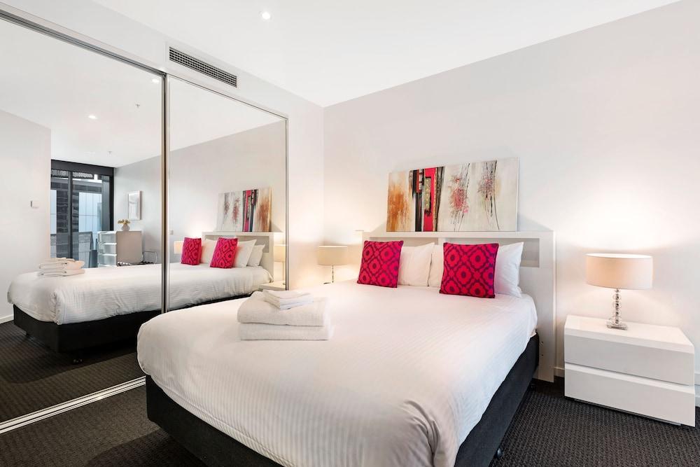 도크랜즈 이그제큐티브 아파트먼츠(Docklands Executive Apartments) Hotel Image 9 - Guestroom