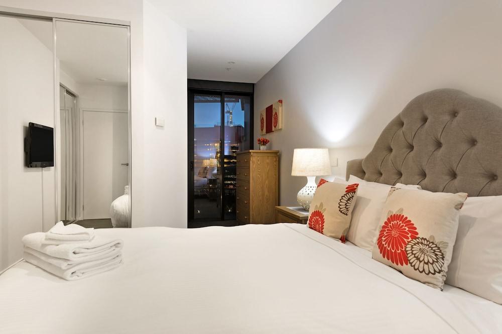 도크랜즈 이그제큐티브 아파트먼츠(Docklands Executive Apartments) Hotel Image 10 - Guestroom