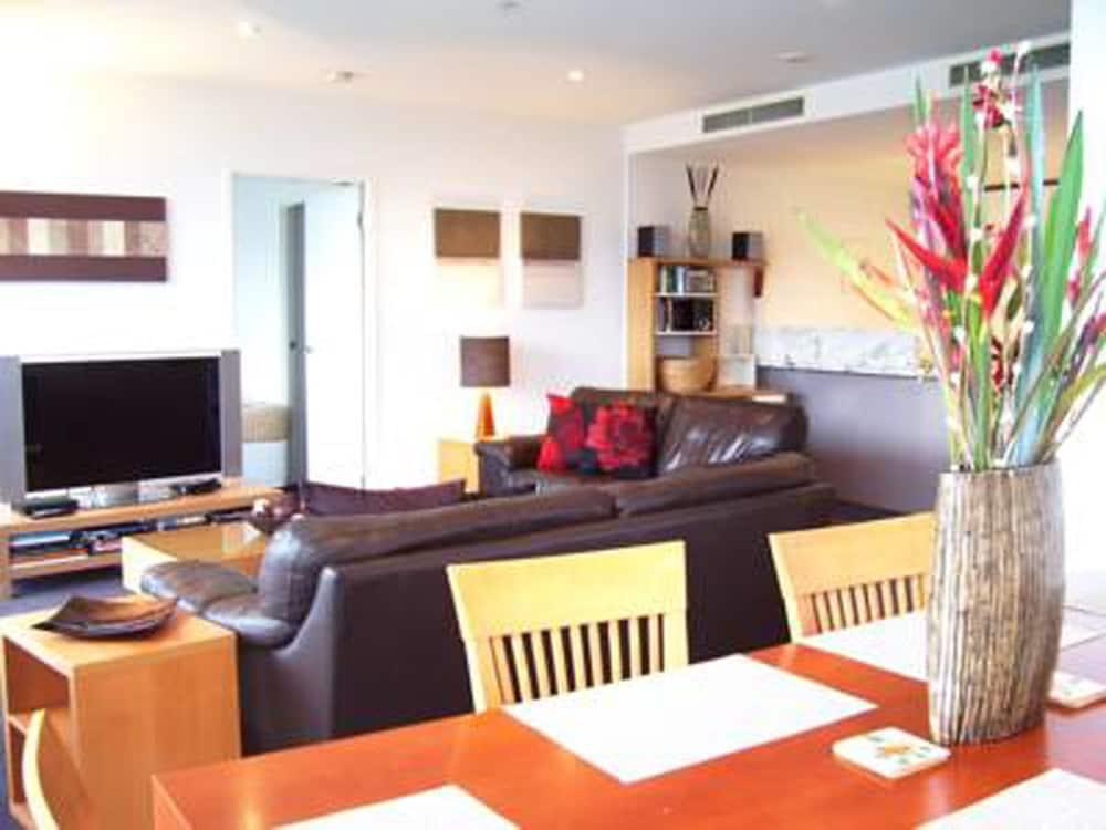 도크랜즈 이그제큐티브 아파트먼츠(Docklands Executive Apartments) Hotel Image 70 - Living Area
