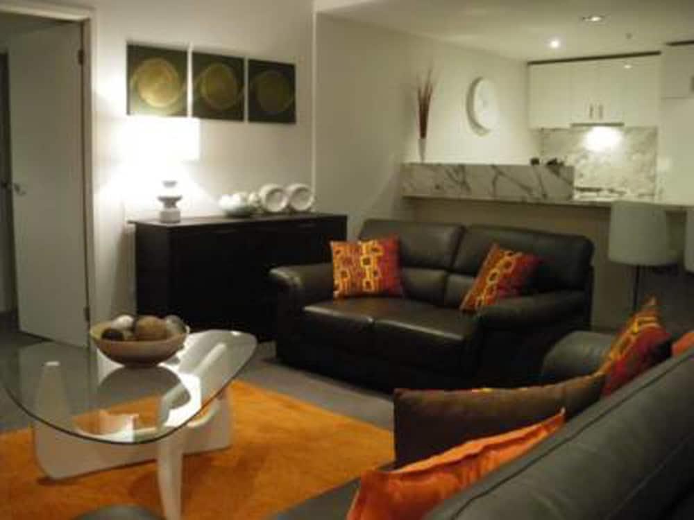 도크랜즈 이그제큐티브 아파트먼츠(Docklands Executive Apartments) Hotel Image 33 - Living Area