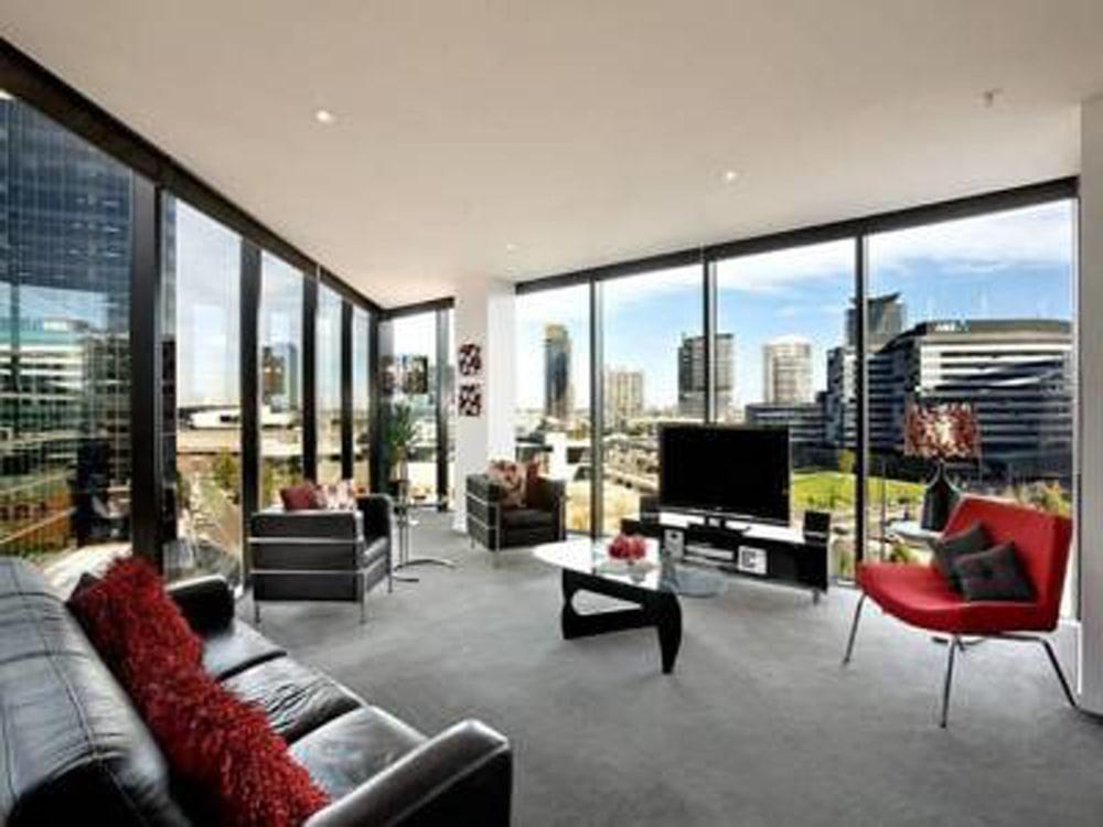 도크랜즈 이그제큐티브 아파트먼츠(Docklands Executive Apartments) Hotel Image 34 - Living Area