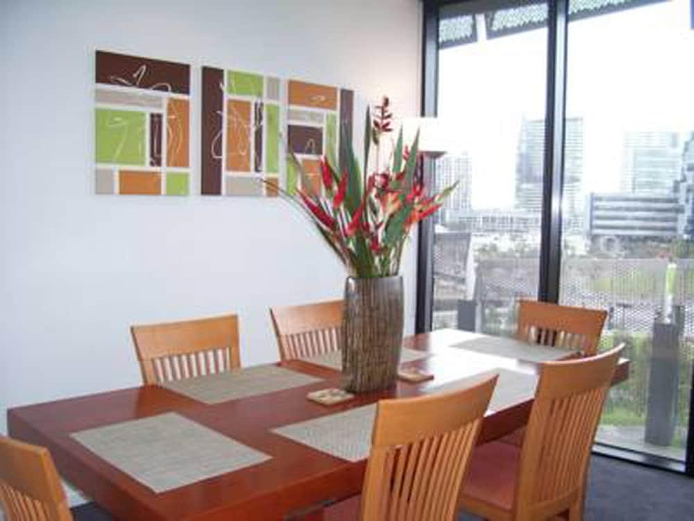 도크랜즈 이그제큐티브 아파트먼츠(Docklands Executive Apartments) Hotel Image 23 - In-Room Kitchen