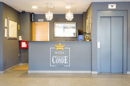 . Hotel Sercotel Familia Conde