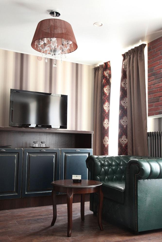 마틴 호텔(Martin Hotel) Hotel Image 16 - Living Area