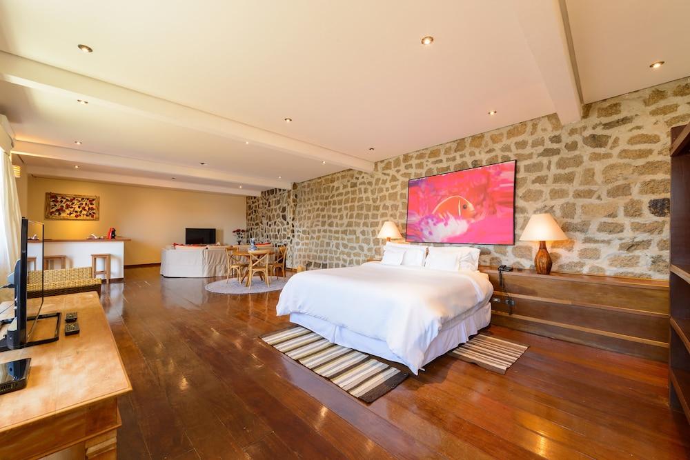 바라 두 피우바 포르투 호텔(Barra Do Piuva Porto Hotel) Hotel Image 19 - Guestroom