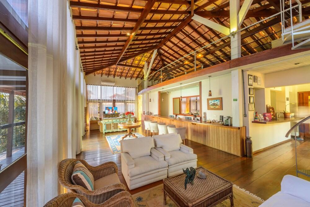 바라 두 피우바 포르투 호텔(Barra Do Piuva Porto Hotel) Hotel Image 1 - Lobby Sitting Area