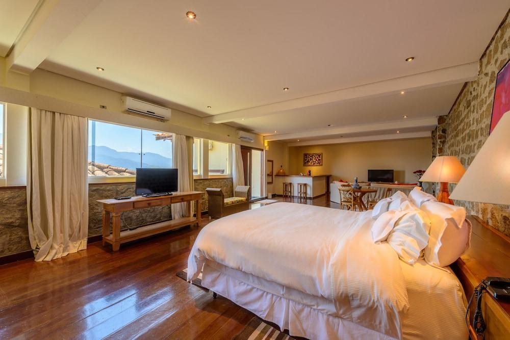 바라 두 피우바 포르투 호텔(Barra Do Piuva Porto Hotel) Hotel Image 43 - Guestroom