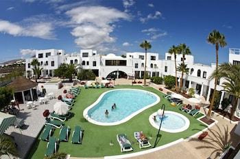 아파르타멘토스 솔(Apartamentos Sol) Hotel Image 10 - Aerial View