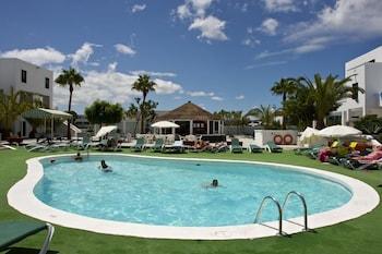 아파르타멘토스 솔(Apartamentos Sol) Hotel Image 15 - Outdoor Pool
