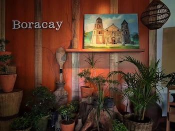 Flora East Resort and Spa Boracay Lobby Sitting Area