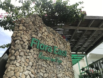 Flora East Resort and Spa Boracay Porch