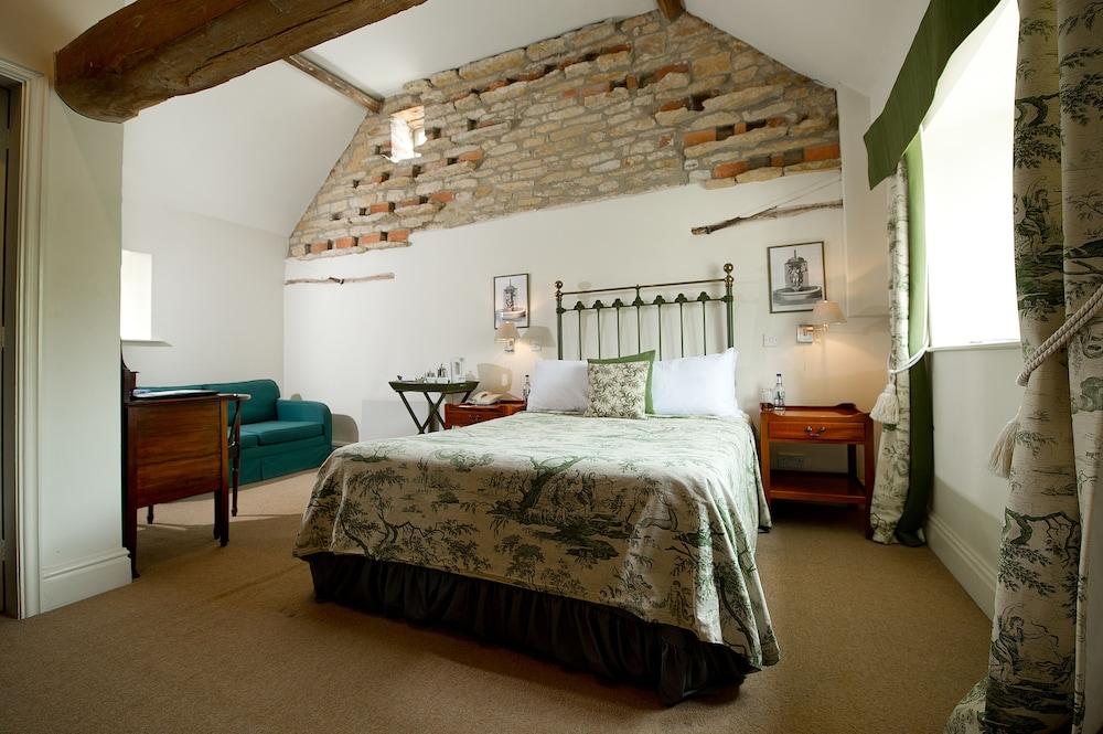 반스데일 로지 호텔 앤드 레스토랑(Barnsdale Lodge Hotel and Restaurant) Hotel Image 15 - Guestroom