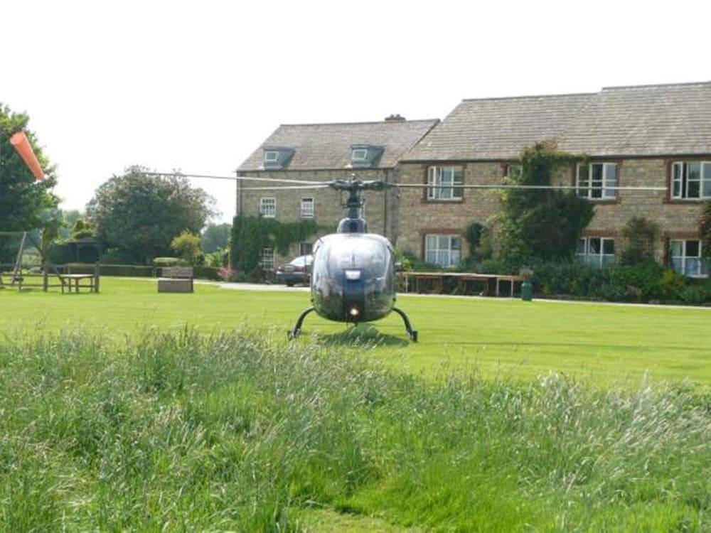 반스데일 로지 호텔 앤드 레스토랑(Barnsdale Lodge Hotel and Restaurant) Hotel Image 33 - Garden