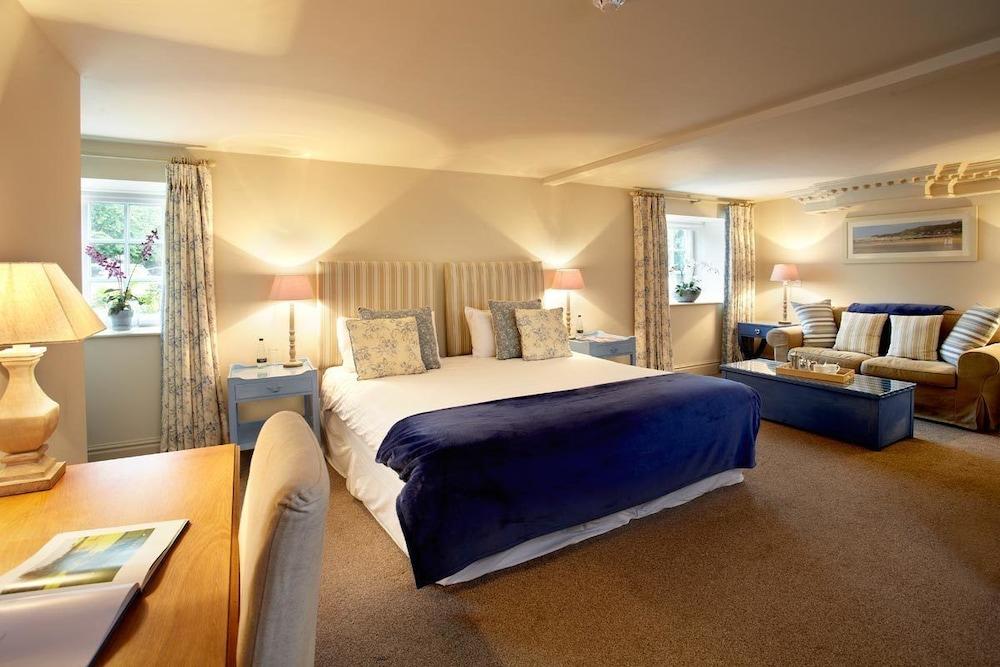 반스데일 로지 호텔 앤드 레스토랑(Barnsdale Lodge Hotel and Restaurant) Hotel Image 20 - Guestroom