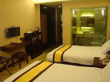 셴젠 예스도 비즈니스 호텔(Shenzhen Yesdo Business Hotel) Hotel Image 6 - Guestroom