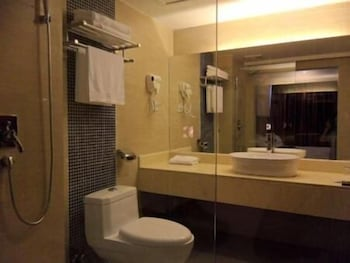 셴젠 예스도 비즈니스 호텔(Shenzhen Yesdo Business Hotel) Hotel Image 7 - Bathroom