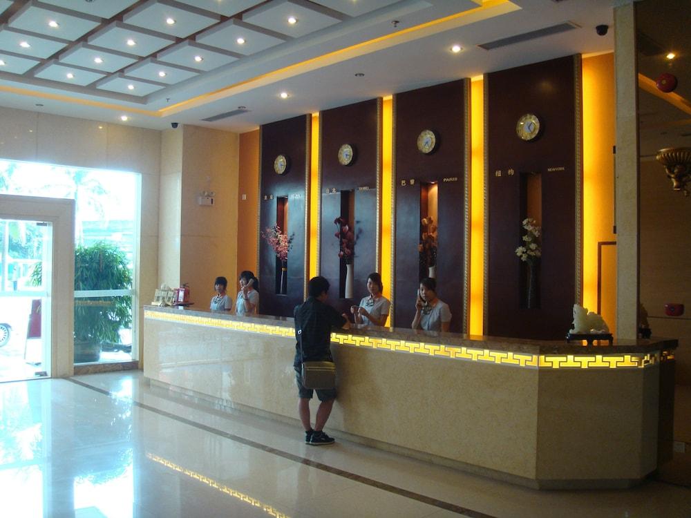 셴젠 예스도 비즈니스 호텔(Shenzhen Yesdo Business Hotel) Hotel Image 5 - Reception