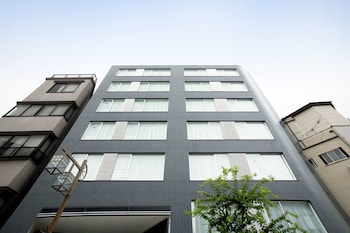 RESIDENTIAL HOTEL B:CONTE ASAKUSA Front of Property