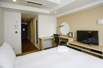 RESIDENTIAL HOTEL B:CONTE ASAKUSA Living Area