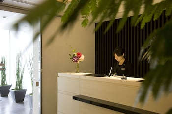 RESIDENTIAL HOTEL B:CONTE ASAKUSA Reception